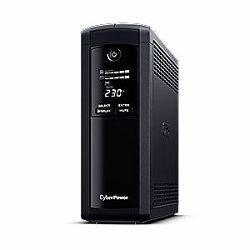 CyberPower 1200VA/720W VP1200ELCD, line-int., šuko, desktop