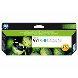 Tinta HP CN626AE, No. 971XL, Ink Cartridge, Cyan