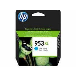 HP tinta 953XL Cyan F6U16AE
