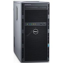 Server DELL T130 E3-1220v6, 1x2TB HDD, 8GB MEM