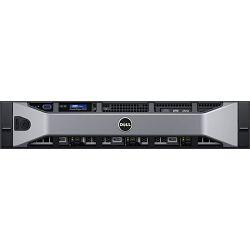 SRV DELL R530 1x E5-2620v4, 2x300GB 15k SAS, 2x 2TB, 2x16GB