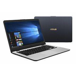 Laptop Asus VivoBook X405, X405UA-BM622T, Win 10, 14