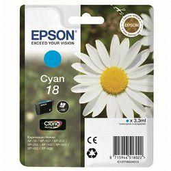 Tinta EPSON T1802 Cyan
