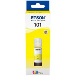 Tinta EPSON EcoTank ITS yellow 101
