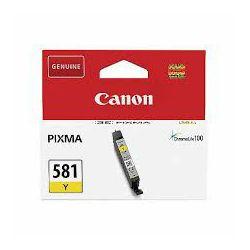 Tinta Canon CLI-581Y yellow