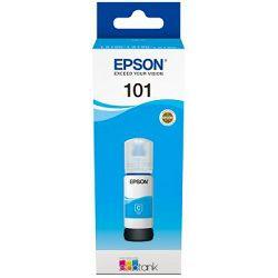 Tinta EPSON EcoTank ITS cyan 101