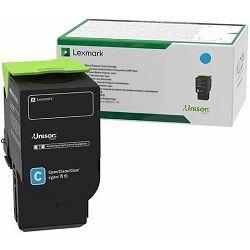 Toner Lexmark C/MC2325/2425/2535/MC2640 Cyan 2.300 str.