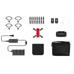 Dron DJI SPARK Fly More Combo (EU) Lava Red CP.PT.000891