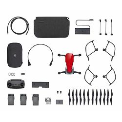 Dron DJI MAVIC Air Fly More Combo Flame Red CP.PT.00000169.01