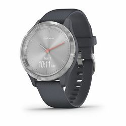 Garmin Vivomove 3S Silver Granite blue