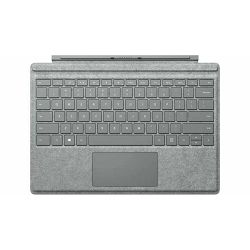 Microsoft tipkovnica za Surface Pro, siva