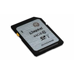 Memorijska kartica Kingston SD 64GB HC Class10 UHS-I