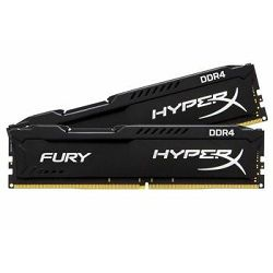 Memorija Kingston DDR4 8GB 2666MHz (2x4) HyperX Fury