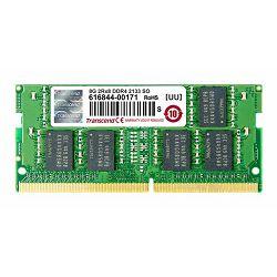 Memorija za prijenosna računala Transcend DDR4 8GB 2133MHz
