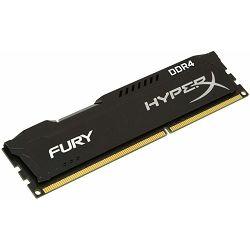 Memorija DDR4 8GB 2400MHz HyperX Fury KIN