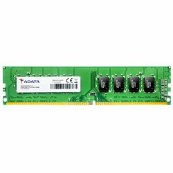 Memorija Adata DDR4 4GB 2400MHz Retail Box