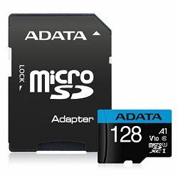 Memorijska kartica Adata SD MICRO 128GB HC Class 10