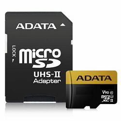 Memorijska kartica Adata SD MICRO 128GB UHS-II U3