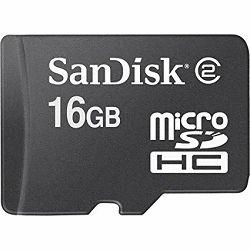 Memorijska kartica MicroSD Sandisk Standard SDSDQB-016G-B35