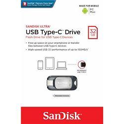 USB memorija Sandisk Ultra USB Type C 32GB
