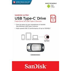 USB memorija Sandisk Ultra USB Type C 64GB