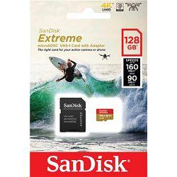 Memorijska kartica MicroSD Action Cameras & Drones 128GB