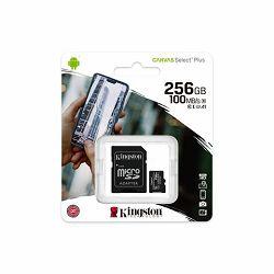 Memorijska kartica  Kingston SD MICRO 256GB Class 10 UHS-I P