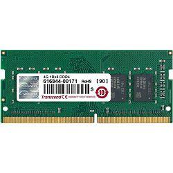 Memorija za prijenosna računala Transced SO-DIMM DDR4 8GB 2666MHz