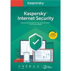Kaspersky Internet Security 5-Desktop 1Year Base