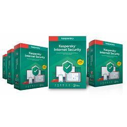 Kaspersky Internet Security 1D 1Y x10