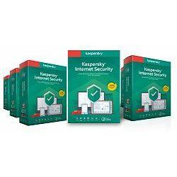 Kaspersky Internet Security 3D 1Y x10