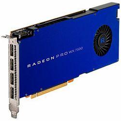 AMD Radeon Pro WX 7100 8GB GDDR5 4-DP PCIe 3.0