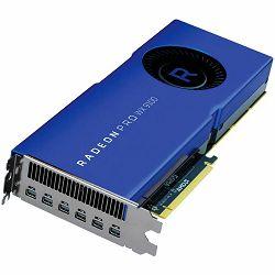AMD Radeon Pro WX 8200 8GB GDDR5 4-DP PCIe 3.0