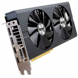 Grafička kartica SAPPHIRE NITRO+ RADEON RX 470 8G GDDR5 PCI-E DUAL HDMI / DVI-D / DUAL DP OC W/BP (UEFI)