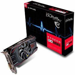 Grafička kartica Sapphire Video Card AMD Radeon PULSE RX 560 4G GDDR5 HDMI / DVI-D / DP OC (UEFI)