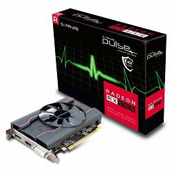 Grafička kartica SAPPHIRE Video Card AMD RADEON PULSE RX 550 4G GDDR5 HDMI / DVI-I / DP LP OC (UEFI)
