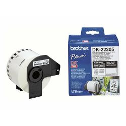 BROTHER DK22205 CONTINUOUS PAPER TAPE