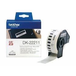 BROTHER DK22211 endlesslabels film