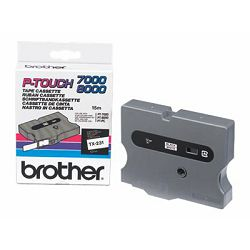 BROTHER TX231 tape cassette 15m 12mm