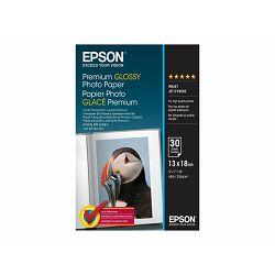 EPSON photopaper glossy premium 13x18