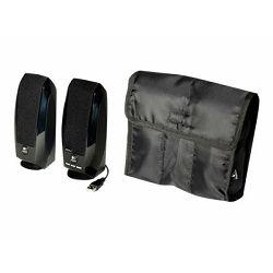 LOGITECH TECH S150 Spks 2.0 1.2W Black
