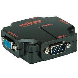 Roline Video distributor, 1 računalo ista slika na 2 monitora (450MHz)