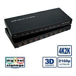 Roline HDMI osmosmjerni razdjelnik, 4K2K