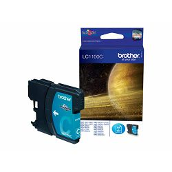 BROTHER LC1100C ink cyan standard