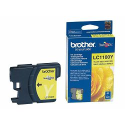 BROTHER LC1100Y ink yellow standard
