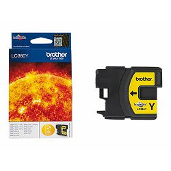 BROTHER LC-980 ink cartridge yellow