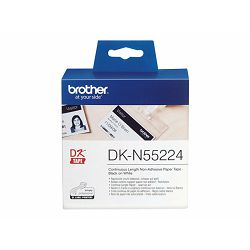 BROTHER DKN55224 paper roll endless