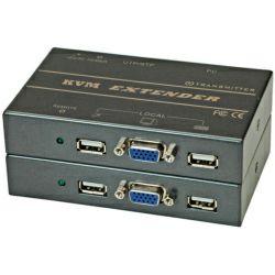 Roline VALUE KVM Extender over RJ-45, USB