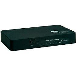 Roline VALUE HDMI razdjelnik, 4 smjera