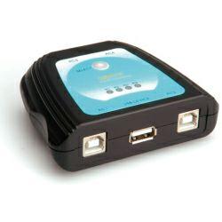 Roline VALUE printer preklopnik 4-portni USB2.0, manulani
